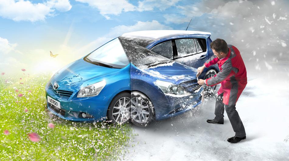 Подготовка автомобиля к эксплуатации после зимнего периода